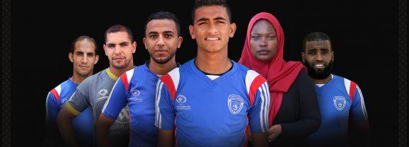 Team Gaza, voetballen tussen de puinhopen