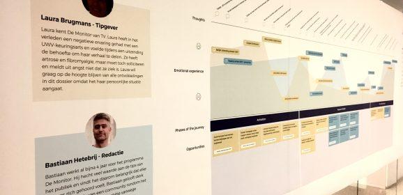 Hoe creëer je de ideale 'klantervaring' voor tipgevers bij De Monitor?